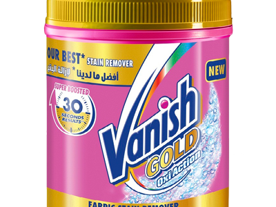 Vanish Gold Oxi Action Fabric Stain Remover